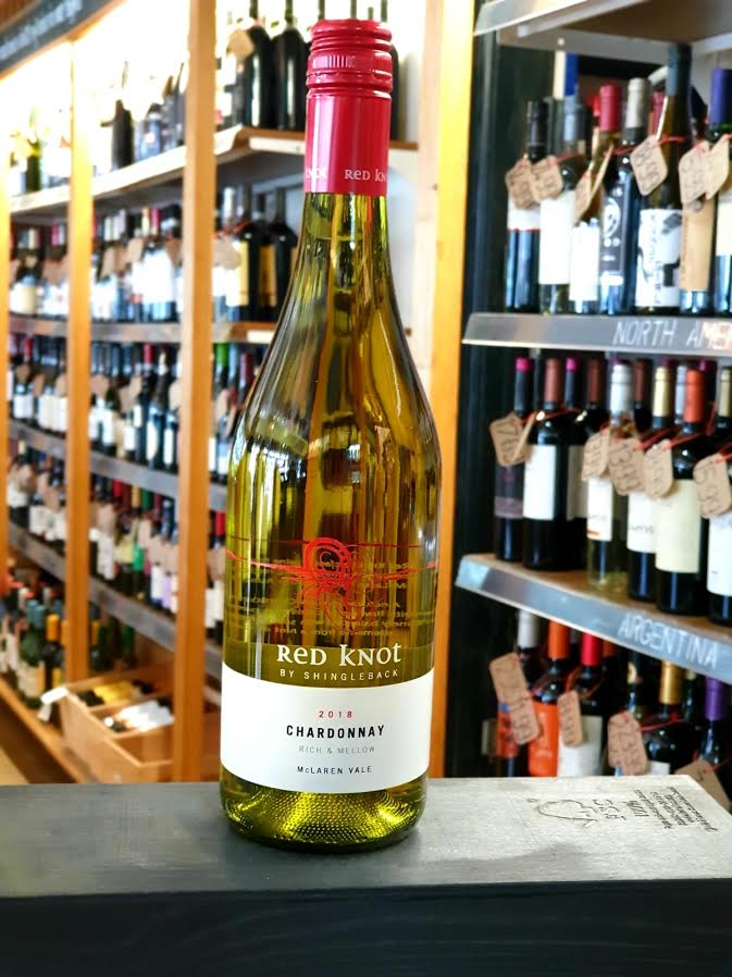 Shingleback Red Knot Chardonnay – 2018