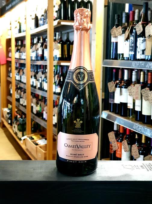 Camel Valley Rosé Brut – 2015