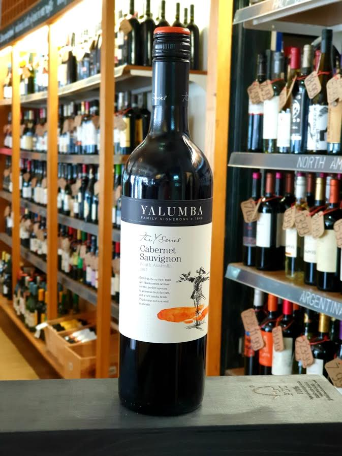 Yalumba- The Y Series – Cabernet Sauvignon 2017