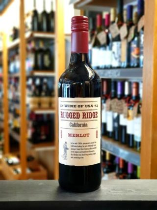 Rugged Ridge – Merlot 2016