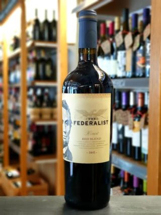 The Federalist – Honest Red Blend 2015