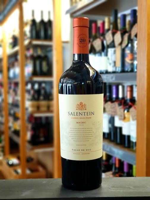 Salentein Malbec Barrel Selection