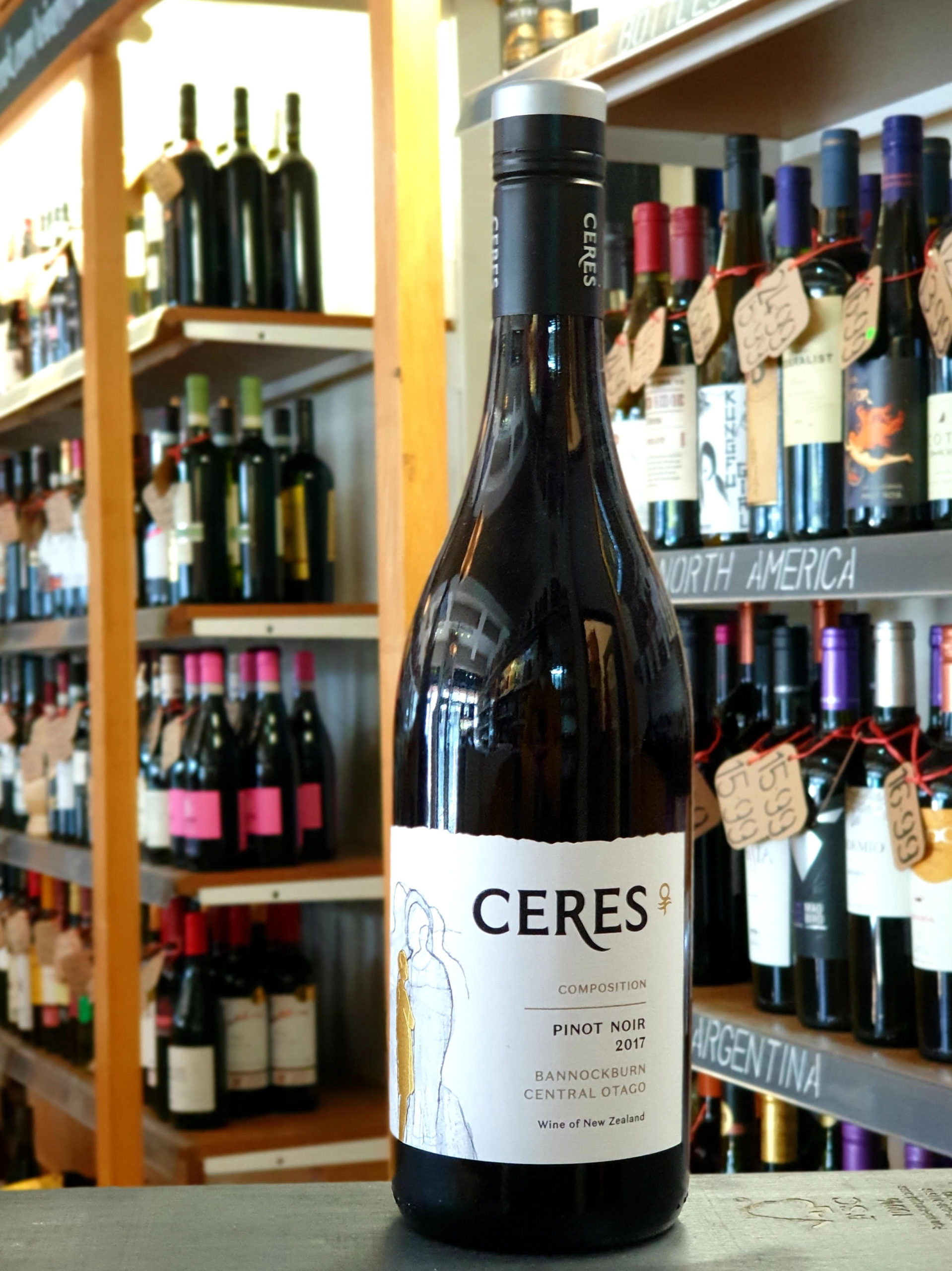 Ceres Composition Pinot Noir – 2017
