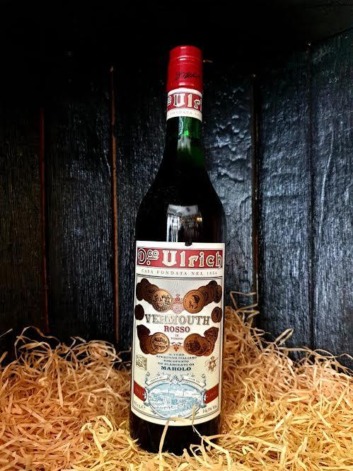 D Ulrich Vermouth Red