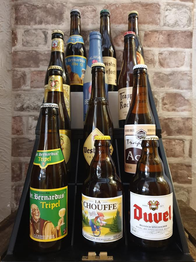 Belgium Beer Mixed Case