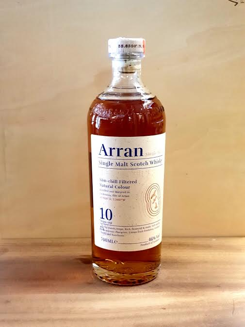Arran – Single Malt Scotch 10yo