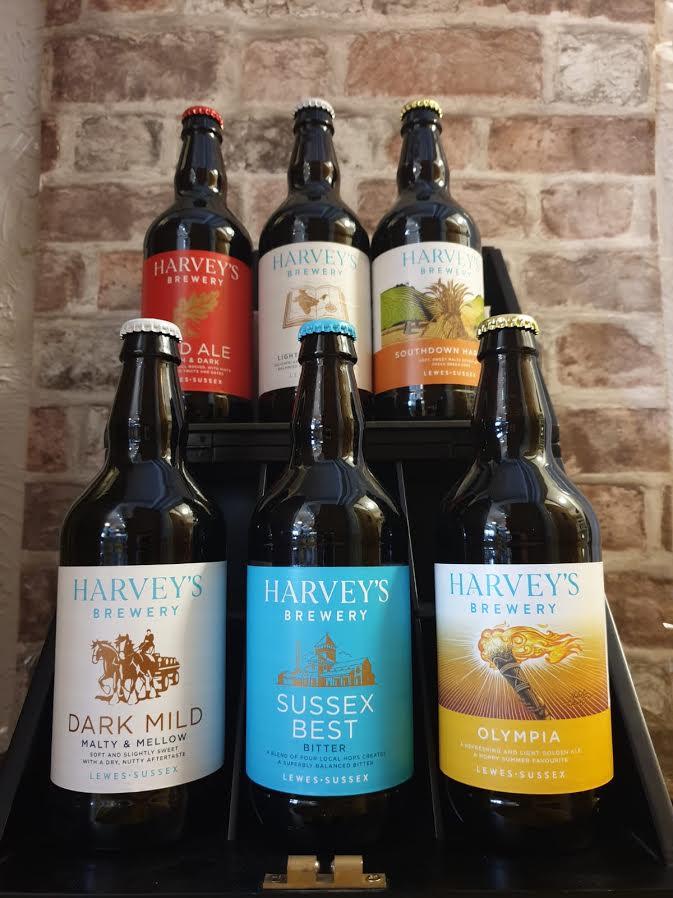 Harvey's Ale Mixed Case