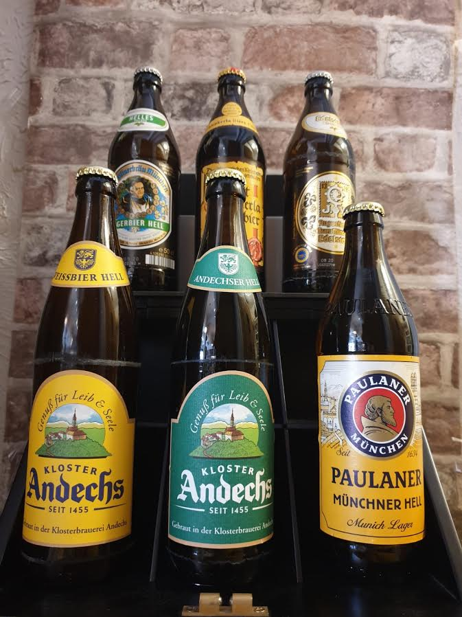German Mix Beer ( 12)