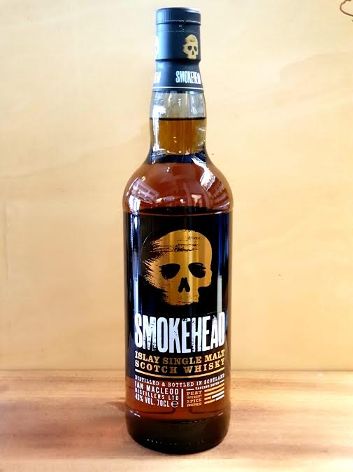 Smokehead – Islay Single Malt Scotch