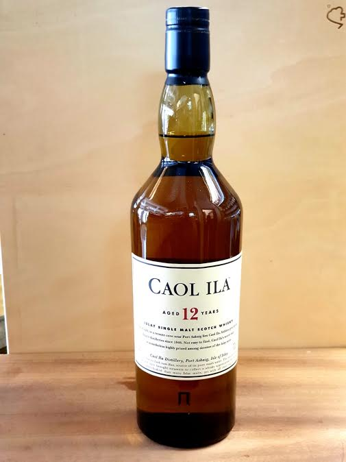 Caol Ila – Islay Single Malt Scotch 12yo