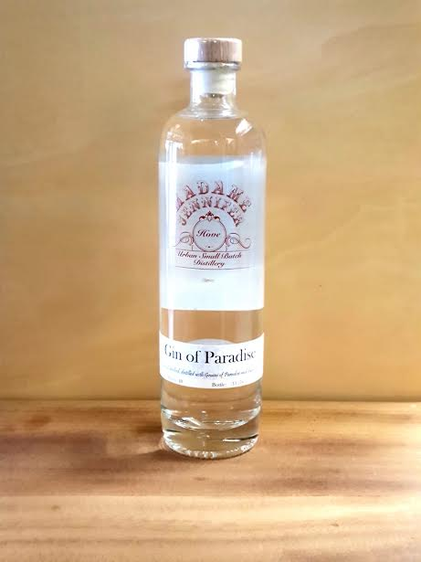Madame Jennifer - Gin of Paradise