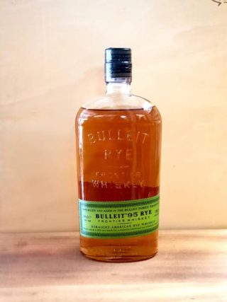Bulleit 95 Rye – Frontier Whiskey