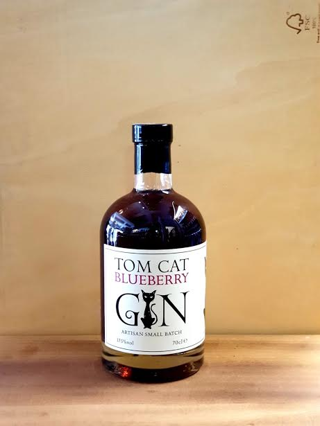 Tom Cat Blueberry Gin