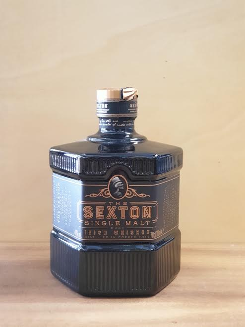 The Sexton – Single Malt Irish Whiskey