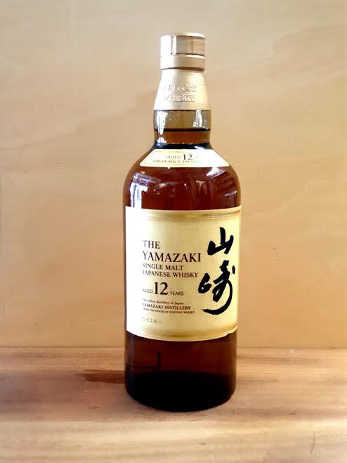 The Yamazaki – Single Malt Japanese Whisky 12yo