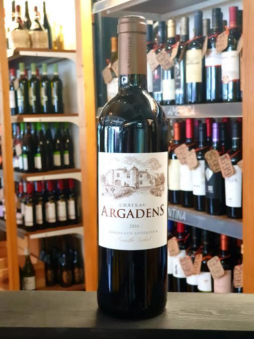 Chateau Argadens – Bordeaux Superieur 2016
