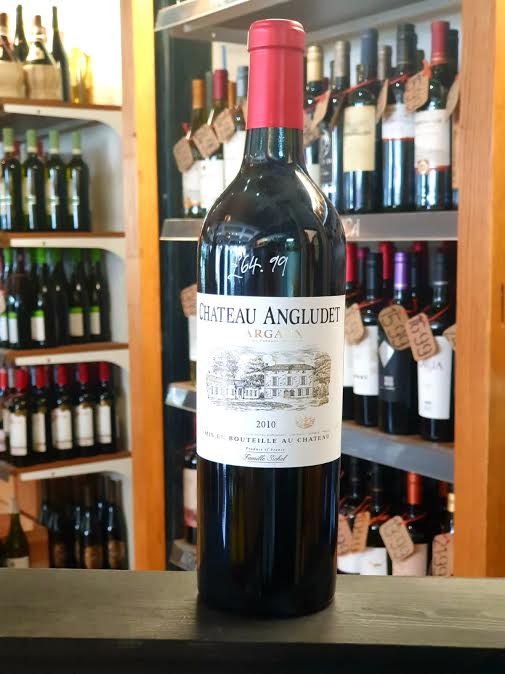 Château Angludet Margaux - 2010