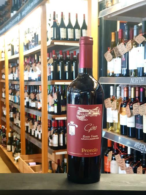 Provolo – Gino – Veneto Rosso