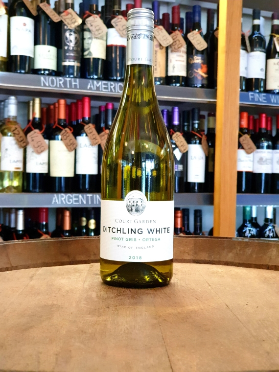 Ditchling White sml