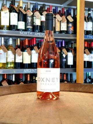 Oxney Estate Organic Pinot Noir Rosé – 2018