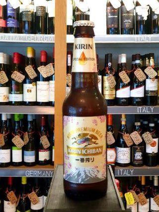 Kirin Premium Beer Ichiban (Lager)
