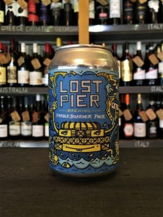 Lost Pier Paddleboarder – Pale Ale