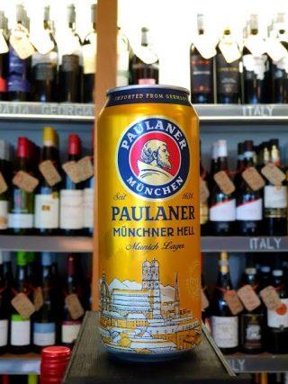 Paulaner- Munich Hell Lager