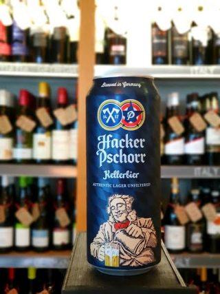 Hacker Pschorr- Kellerbier