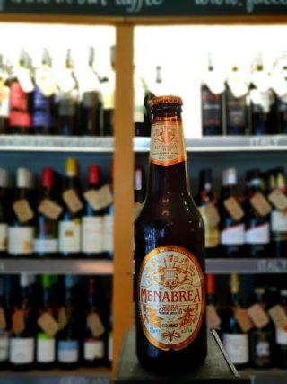 Menabrea- Ambrata- Amber Beer