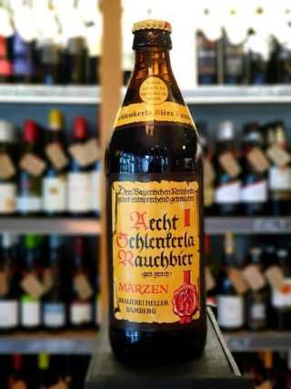 Aecht Schlenkerla Rauchbier Märzen – Biere Fumee