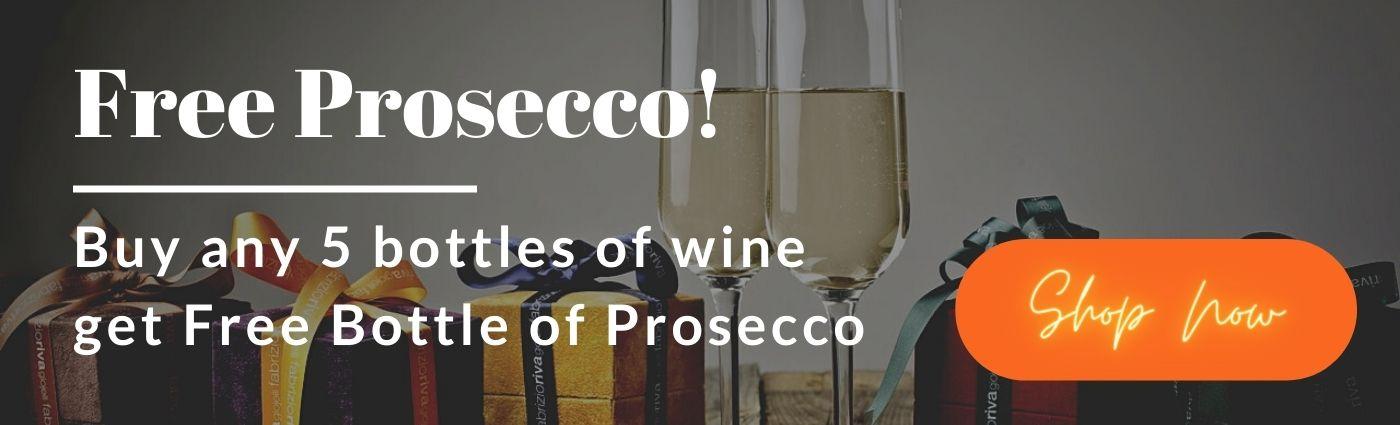Free Prosecco
