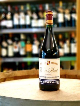 Vina Real-Rioja gran reserva 2013